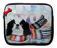 Japanese Chin iPad